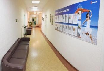 Оздоровительная зона 2 этажа